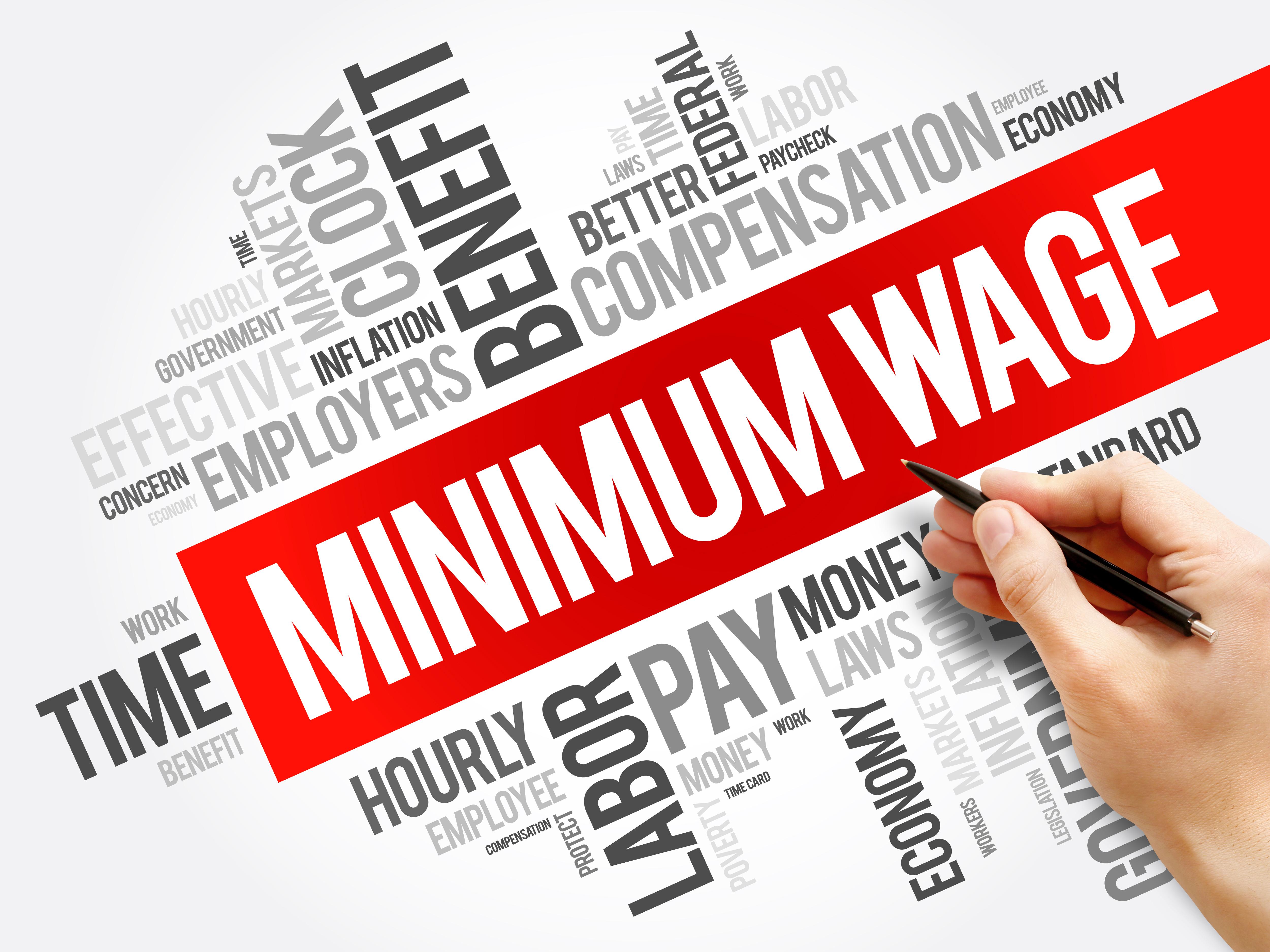 minimum wage 2020